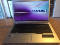Samsung 17.3 widescreen windows 10 laptop
