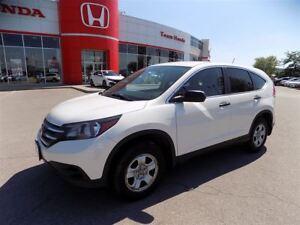 2013 Honda CR-V LX... ONE OWNER.. CLEAN CARPROOF