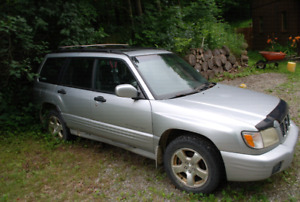 2003 Subaru forester leather parts or whole
