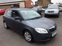BARGAIN NEW SHAPE SKODA FABIA TDI DIESEL 1.4 £30 ROAD TAX PX WELCOME
