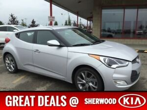 2016 Hyundai Veloster COUPE HATCHBACK Accident Free,  Bluetooth,