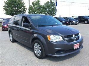 2015 Dodge Grand Caravan SXT**FULL STO & GO**BLUETOOTH**
