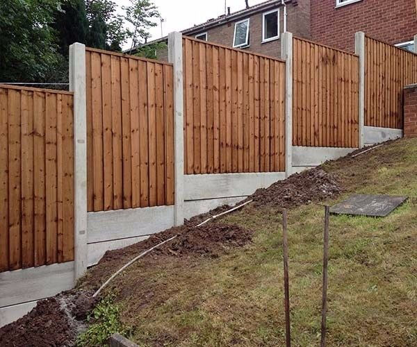Fencing Driveways Landscaping Gardens Patios
