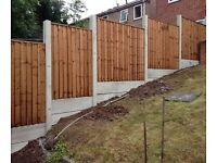 FENCING . DRIVEWAYS . LANDSCAPING . GARDENS . PATIOS . SLABBING . PAVING . TURFING . FREE QUOTES