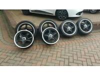 Alloy wheel x 6