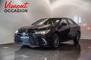 2016 Toyota Camry XSE GPS MAGS 17 po NO ACCIDENT RECORD