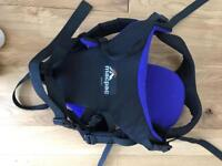 MacPac baby carrier