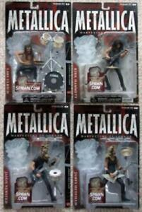 Metallica Action Figures