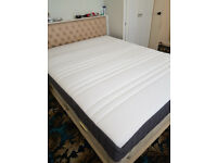 king size matress as good as new from
