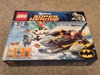 Lego super heroesArctic batman vs Mr freeze 76000 NEW