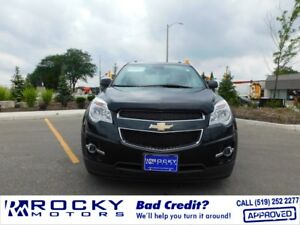 2013 Chevrolet Equinox LT - BAD CREDIT APPROVALS