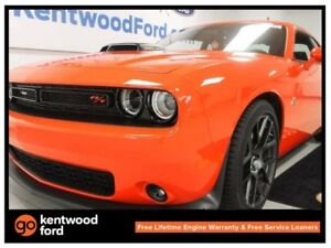 2016 Dodge Challenger R/T Scat Pack- NAV, sunroof, heated/cooled