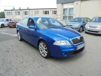 2008 Skoda Octavia 2.0T FSI vRS 200Bhp Finance Available