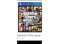 GTA 5 for PS4 £15