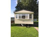 2 bedroom caravan to rent