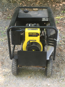 John deere 550GE Generator For Sale