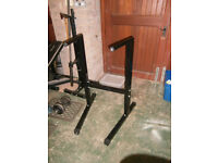 Dip Bars, MASSIVE UPPER BODY STRENGTH, brand new
