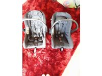 Joie Black Car Seat (I have two identical ones) collection or local drop off only