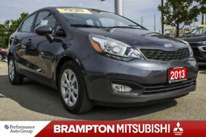 2013 Kia Rio LX|CRUISE CTRL|MP3|CD|BUCKETS|PWR STEERING