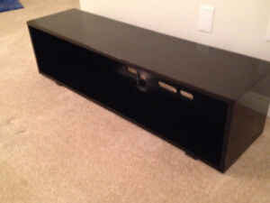 Custom Painted TV Stand