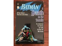 Batman: A Death in the Family (Graphic Novel)