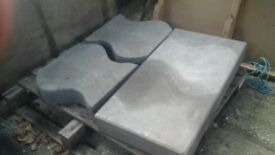 Stone effect bench for sale, Steeton,West Yorkshire!!!
