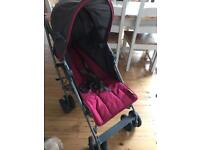 Mamas and papas Kato pushchair buggy stroller