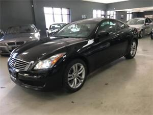 2010 INFINITI G37 Coupe Premium**ONLY 73KM NO ACCIDENTS!!