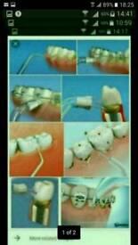 Teeth water cleaner