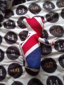 2012 London Olympics mascot