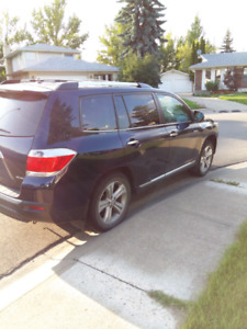 2013 Toyota Highlander Limited w/ Remote Start