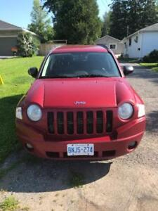 JEEP COMPASS 2009, 4 CYL, MAGS, CRUISE, AIR CLIM ** 2899$***