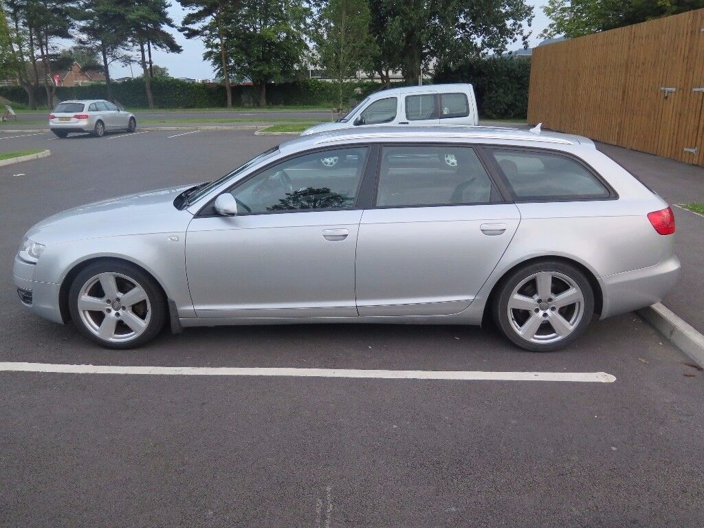 2006 audi a6 avant s line 2 0 tdi cheap car quick sale in bangor county down gumtree. Black Bedroom Furniture Sets. Home Design Ideas