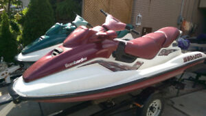 For Sale 1998 Seadoo GTX