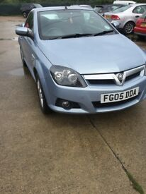 Vauxhall tigra 1.4 convertable! fsh ready to drive