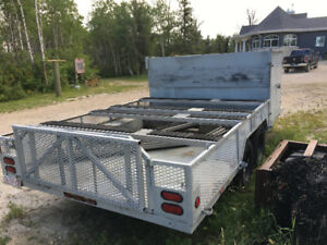 Hunting trailer for sale