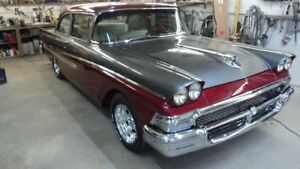 1958 Ford Custom 300   TRADES CONSIDERED
