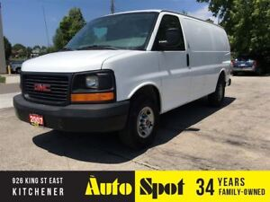 2007 GMC Savana WELL SOUGHT AFTER/PRICED FOR A QUICK SALE!