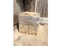 Old Yellowstock bricksI'm
