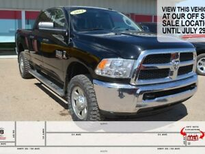 2014 Ram 3500 ST, LOW KM'S, GOOD CONDITION