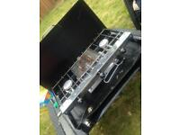 gas cooker with grill