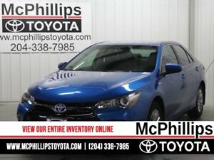 2017 Toyota Camry Hybrid 4DR SDN LE