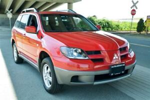 2003 Mitsubishi Outlander LS Just Arrived Langley Location