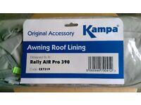 Kampa Caravan Awning Roof Lining