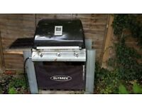 FREE large gas BBQ for scrap or fixing up !