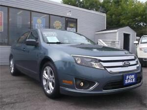 2011 FORD FUSION SEL !!! WOW NICE !!! LIKE NEW !!! LOADED !!!