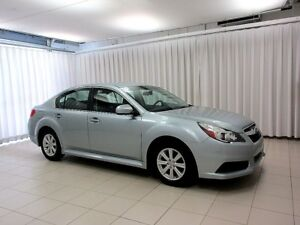 2013 Subaru Legacy AWD SEDAN w/ BLUETOOTH, HEATED SEATS, ALLOY W