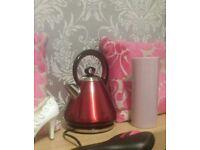 Free Russel hobbs red kettle
