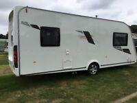 Elddis Avante 515 5 Berth Caravan