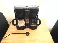 Micromark Dual Coffee Maker